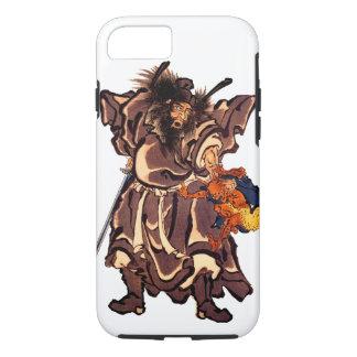 Shoki the Demon Queller iPhone 7 Case