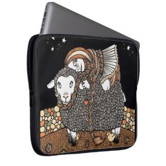 Shonaghs Sheep LapTop Sleeve
