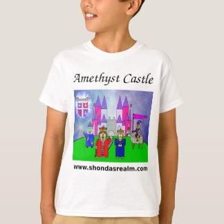 Shonda's Realm Amethyst Castle T-Shirt