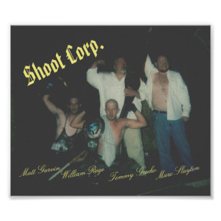 Shoot Corp. 2005 Poster