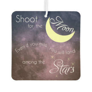 Shoot for the Moon Motivational