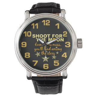 Shoot For The Moon watches