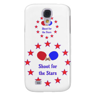 Shoot for the Stars Ping Pong Galaxy S4 Cover