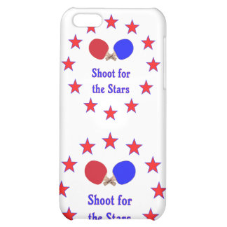 Shoot for the Stars Ping Pong iPhone 5C Cover