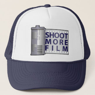 Shoot More Film Hat