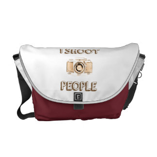 shoot people funny text photo camera photographer commuter bag