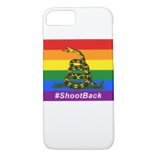 #ShootBack iPhone 7 Case