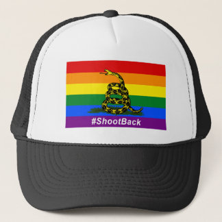 #ShootBack Trucker Hat