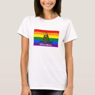 #ShootBack Women's Basic T-Shirt