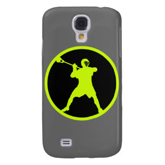 Shooter-green Galaxy S4 Case
