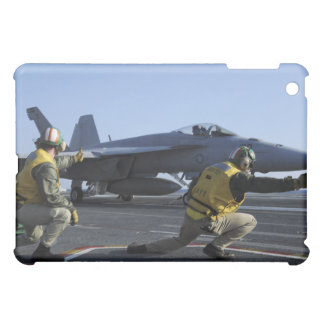 Shooters aboard the USS George HW Bush iPad Mini Case