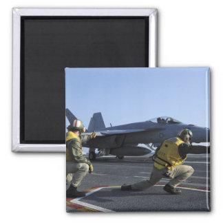 Shooters aboard the USS George HW Bush Magnet
