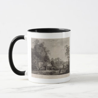 Shooting, plate 1, engraved by William Woollett (1 Mug