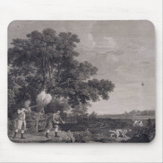 Shooting, plate 3, engraved by William Woollett (1 Mouse Mat