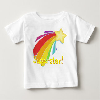 Shooting Star Baby Shirt