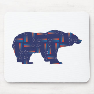 Shooting-Star-Mama-Grizzlie Mouse Pads