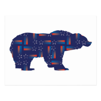 Shooting-Star-Mama-Grizzlie Postcard