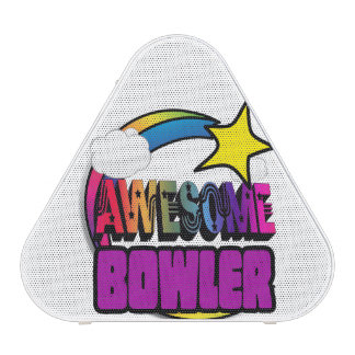 Shooting Star Rainbow Awesome Bowler