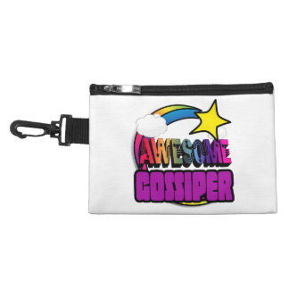 Shooting Star Rainbow Awesome Gossiper Accessories Bag