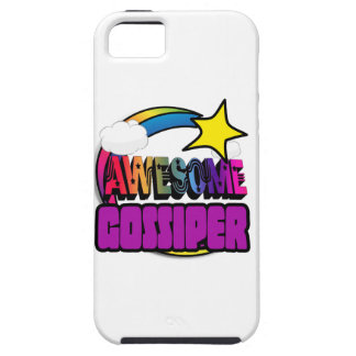 Shooting Star Rainbow Awesome Gossiper iPhone 5 Cover