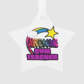 Shooting Star Rainbow Awesome Gym Teacher