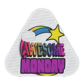 Shooting Star Rainbow Awesome Monday