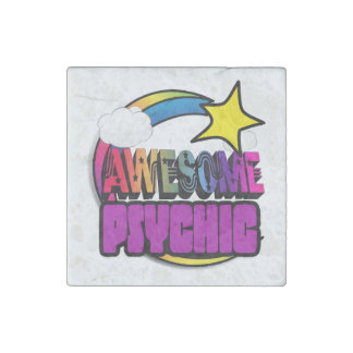 Shooting Star Rainbow Awesome Psychic Stone Magnet
