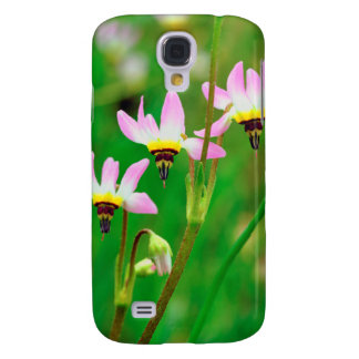 Shooting Star Wildflowers in Mission Trails Park Galaxy S4 Case