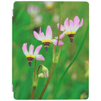 Shooting Star Wildflowers in Mission Trails Park iPad Cover