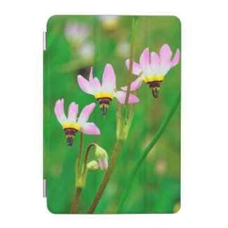 Shooting Star Wildflowers in Mission Trails Park iPad Mini Cover