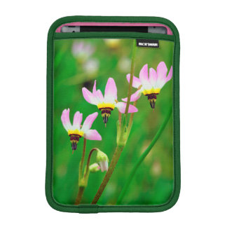 Shooting Star Wildflowers in Mission Trails Park iPad Mini Sleeve
