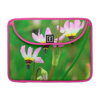 Shooting Star Wildflowers in Mission Trails Park Sleeve For MacBook Pro