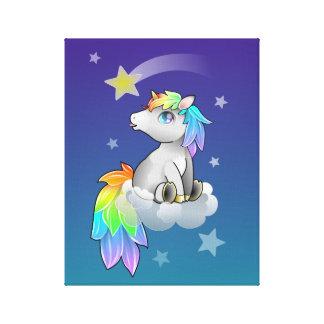 Shooting Star Wish Unicorn Room Decor