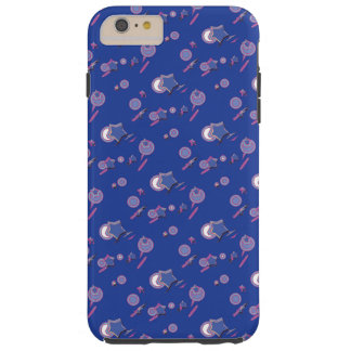 Shooting Stars and Comets Blue Cell Phone Cover