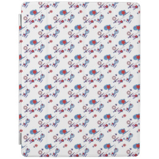 Shooting Stars and Comets White Tablet Cover iPad Cover