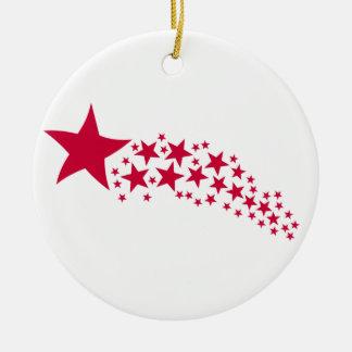 Shooting Stars Christmas Ornament
