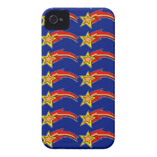 shooting stars iPhone 4 cover