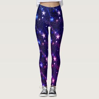 Shooting Stars! Leggings