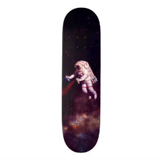 """Shooting Stars"" Skateboard"