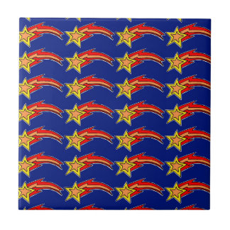 shooting stars tile
