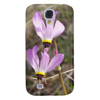 Shooting Stars Wildflower Galaxy S4 Case