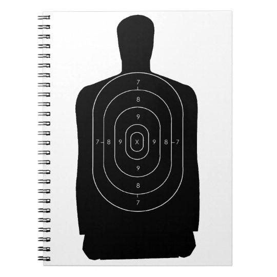 Shooting Target Notebook