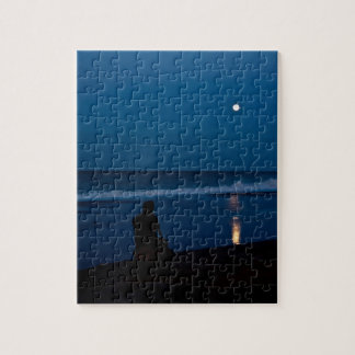 Shooting the Moon Jigsaw Puzzle