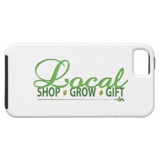 Shop Local, Grow Local, Gift Local iPhone 5 Cases