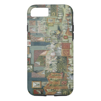 Shop Selling Chinese Goods, mid-18th century (cera iPhone 8/7 Case