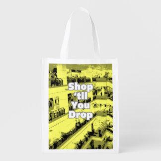 Shop 'til You Drop Design.