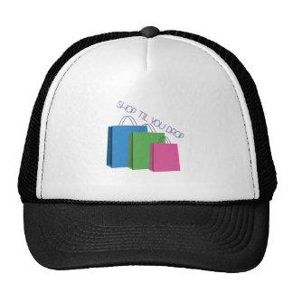 Shop Til You Drop Hats