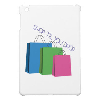 Shop Til You Drop Cover For The iPad Mini
