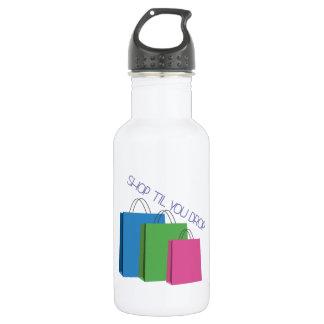 Shop Til You Drop 532 Ml Water Bottle