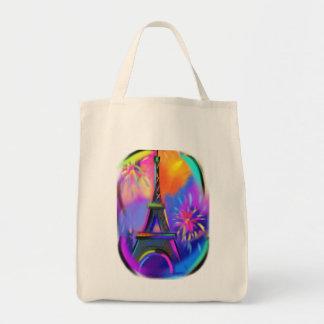 Shop til You Drop Grocery Tote Bag
